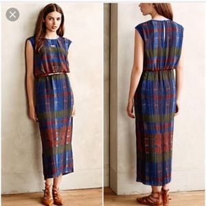 Anthropologie HD in Paris Andaz maxi dress